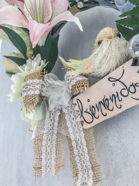 DIY-Türkranz-Sommer-Blumen-Bienchen39