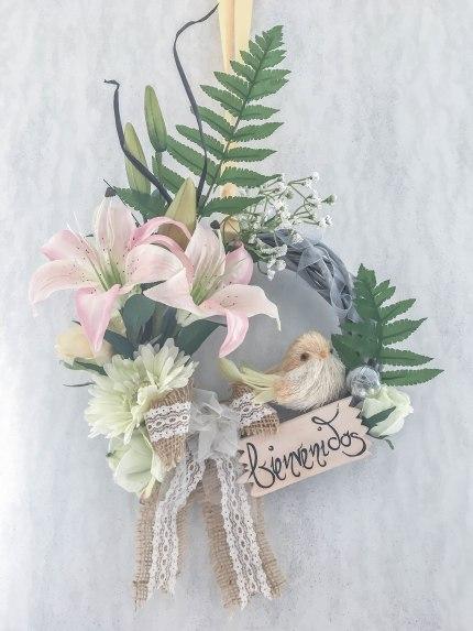 DIY-Türkranz-Sommer-Blumen-Bienchen48